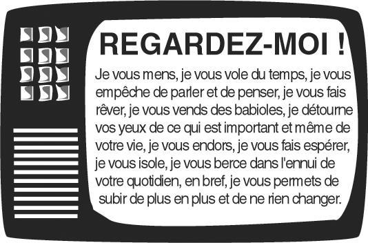 Sarkozy et la TV