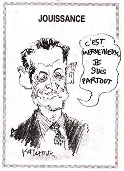 jouissance de Sarkozy sarkosi sarkozi sarkosy